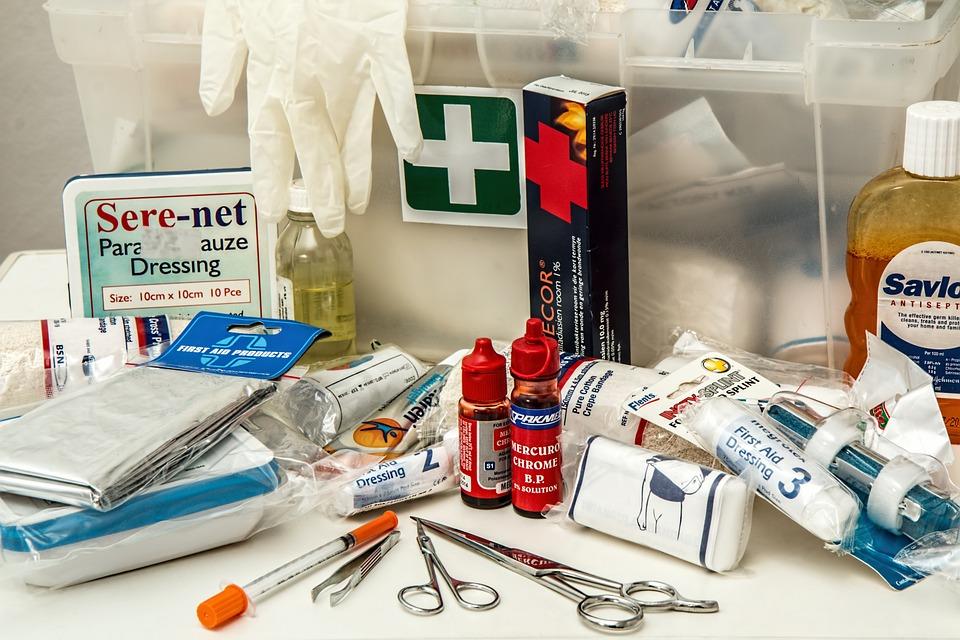 Boite a pharmacie