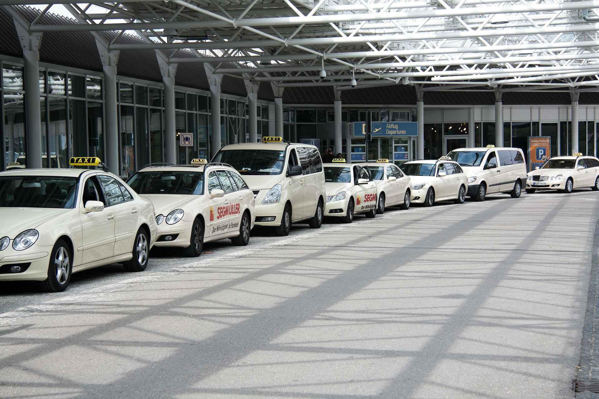 Navette taxi aeroport 1